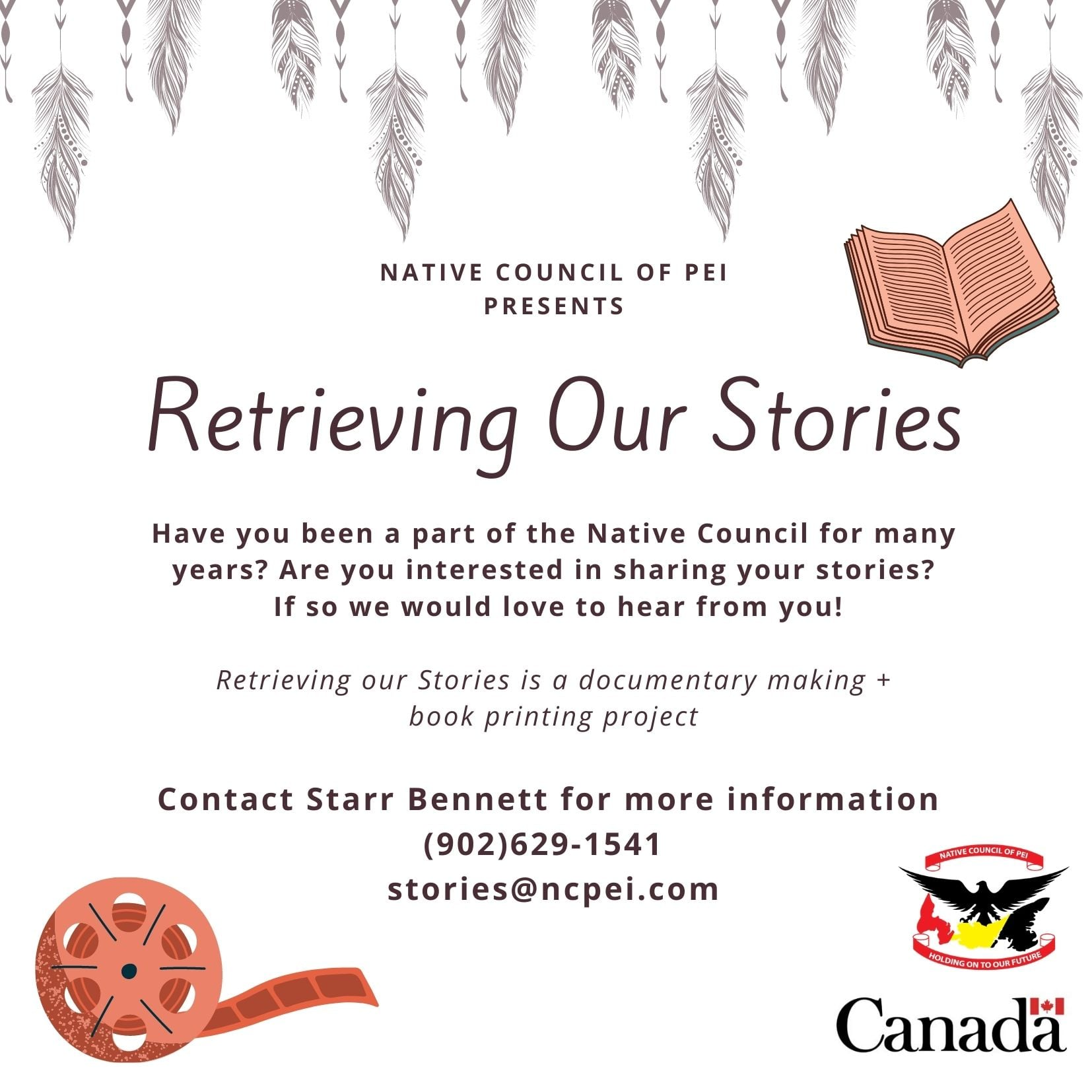 native council of pei - retrieving our stories